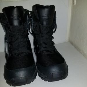 The north face boots size 10
